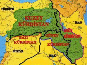 Kürdistan Haritaları(Tarihten Günümüze)