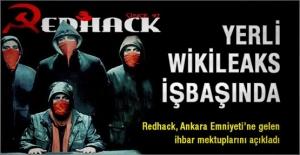 RedHack Belgeleri: Muhbir Ağı Medyayı İhbar Ediyor