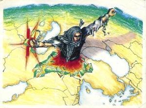 Yahudiler İçin İsrail Neyse, Kürtler İçin Kürdistan Odur!..