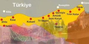 'Özgür Suriye Ordusu Alışverişini Batı Kürdistan'da Yapıyor'